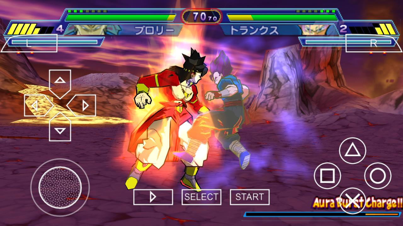 Dragon Ball Shin Budokai 4 Psp Iso Download Fron28worlprof